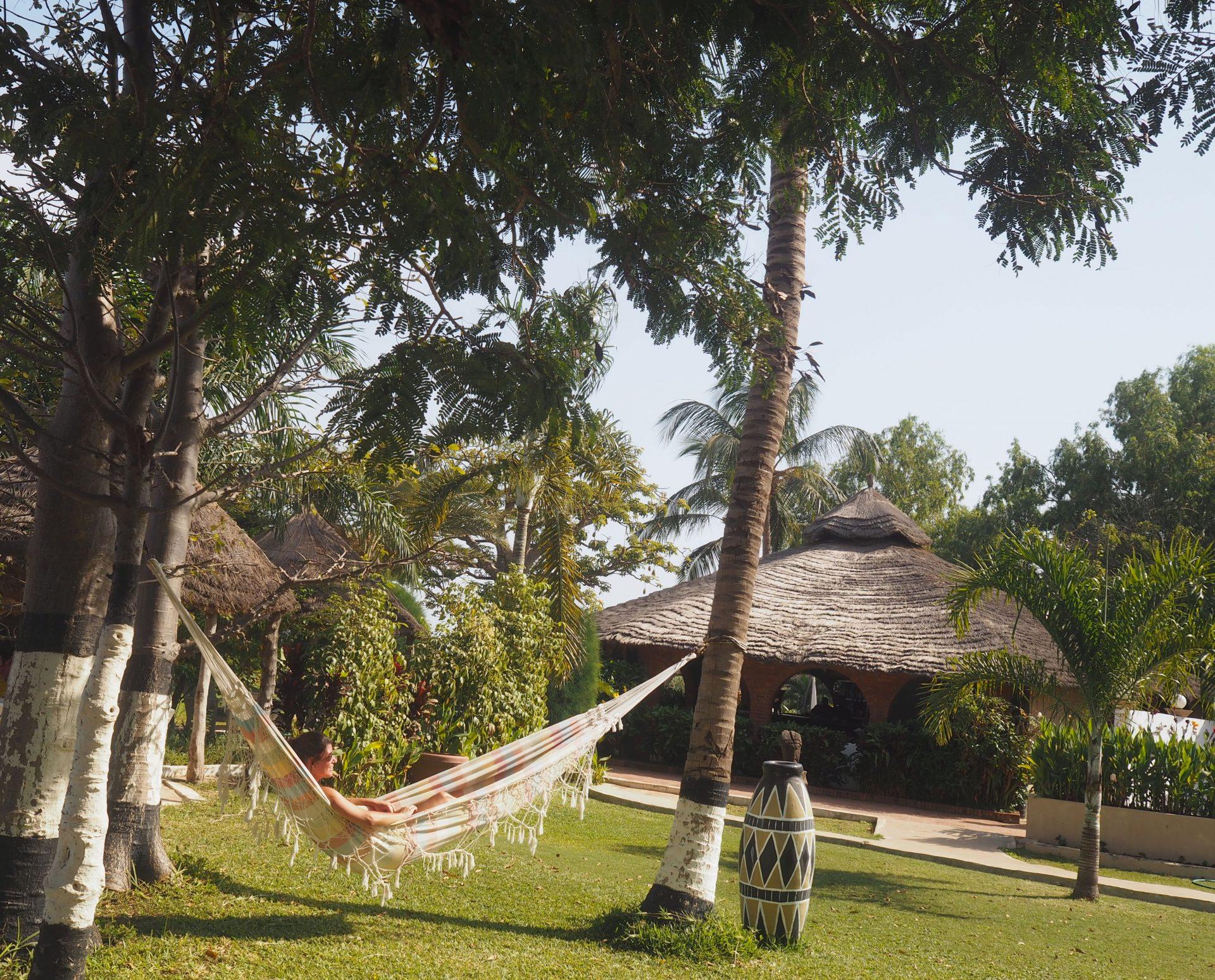 De Gambia vakantiegids Calypso Beach Bar Cape Point