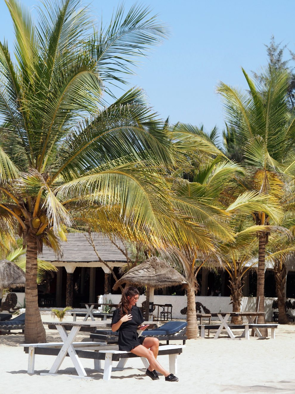 De Gambia vakantiegids Paradise Beach (Jungle beachclub) Gambia