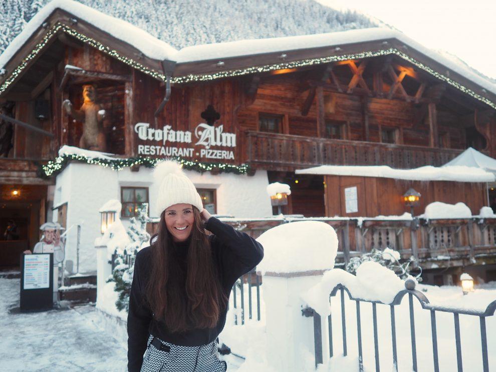 Trofana Alm Ischgl Apres Ski Oostenrijk wintersport