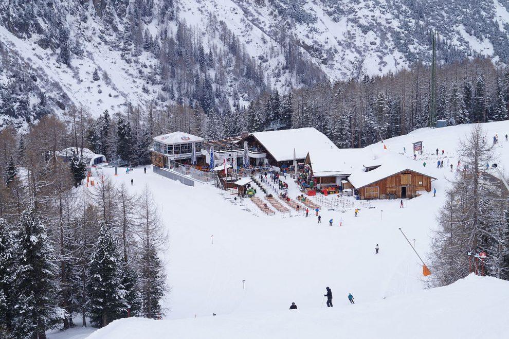 Paznauner Thaya Ischgl après-ski Oostenrijk wintersport