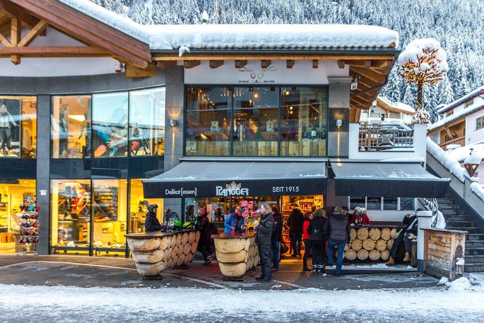 PlanggerWine & MoreIschgl après-ski Oostenrijk wintersport