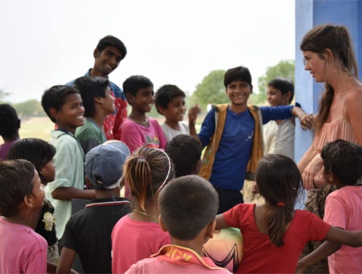 indiase kinderen