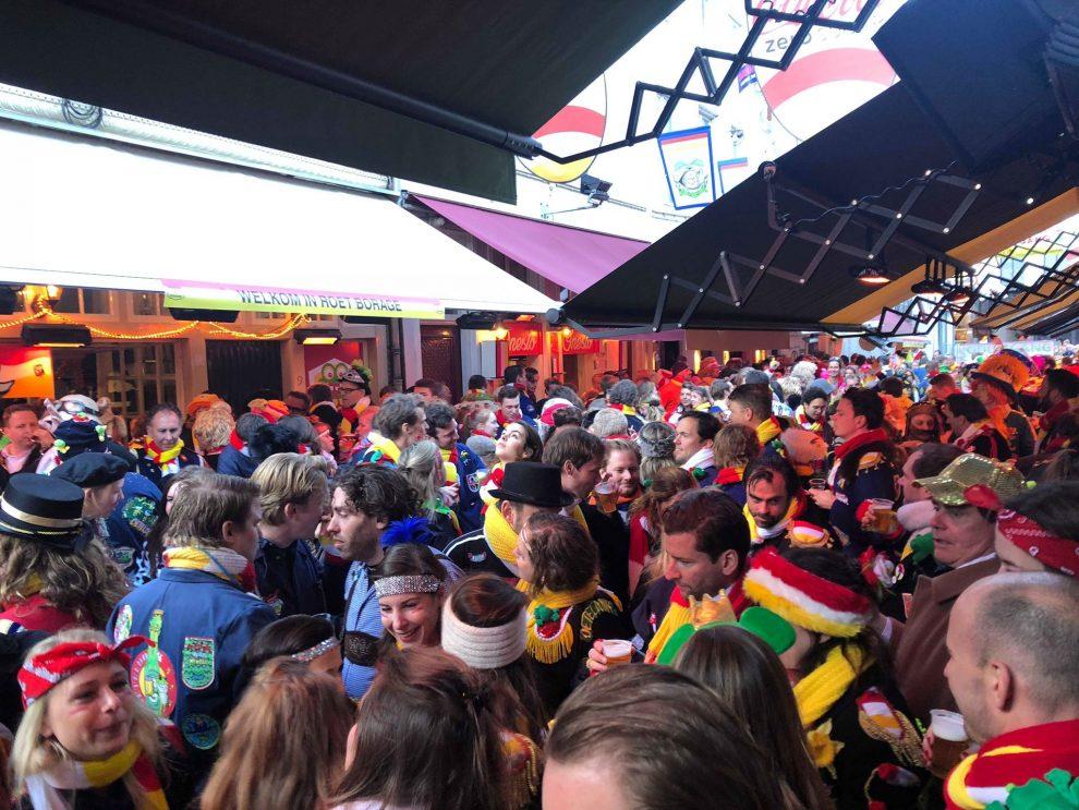 carnaval De Korte Putstraat Den Bosch Oeteldonk 2018