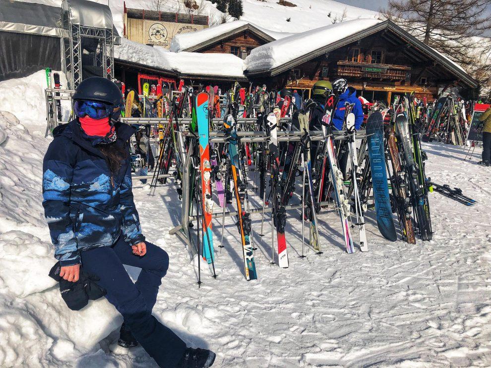 extreme kou in de franse en oostenrijkse alpen tips - Sankt Anton