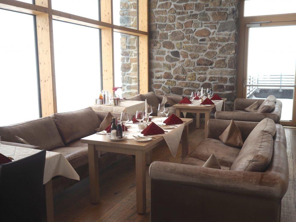 Restaurant Alpenhaus - VIP lounge Ischgl Culinaire restaurants Ischgl