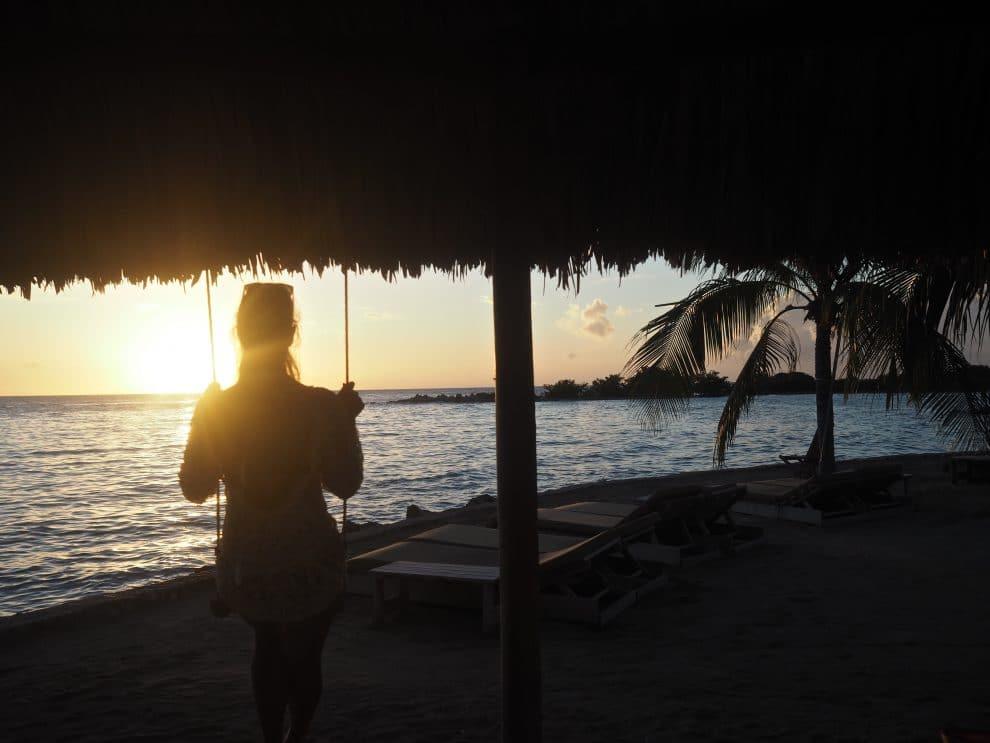 Koko's Beachclub Jan Thiel 7x eten in Curaçao.