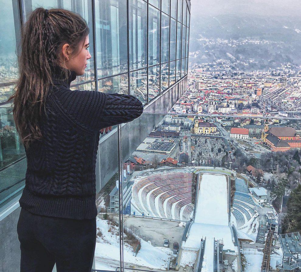leuke dingen om te doen in Innsbruck Bergiselschans - weekendje innsbruck