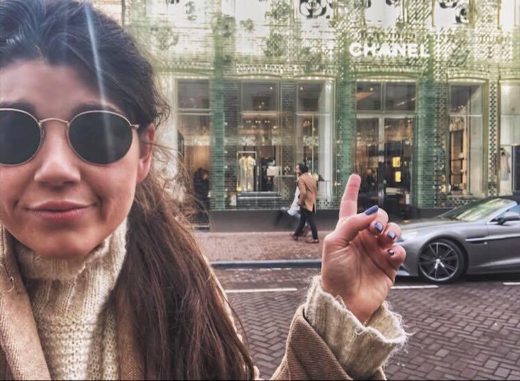 Chanel tas kopen in PC Hooftstraat Amsterdam Chanel Store