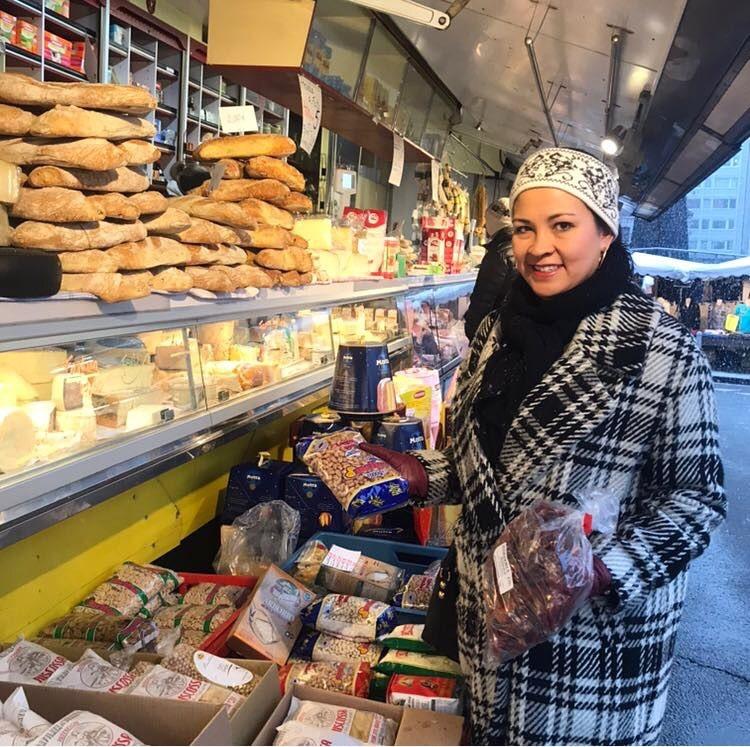 De culinaire gids van Luik La Batte supermarkt