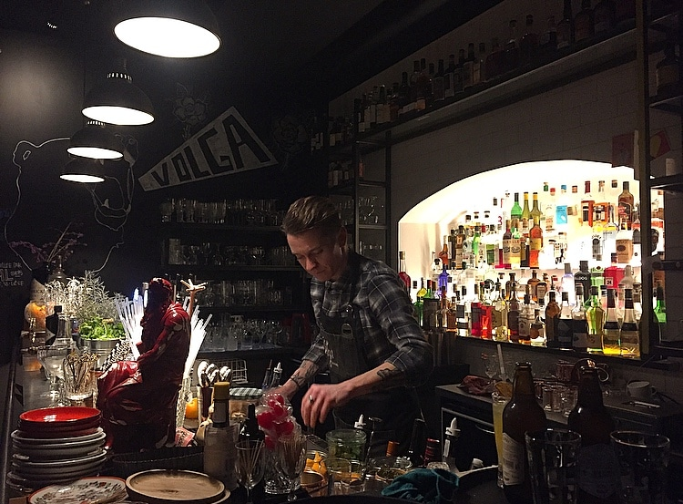 De culinaire gids van Luik Volga Drinks