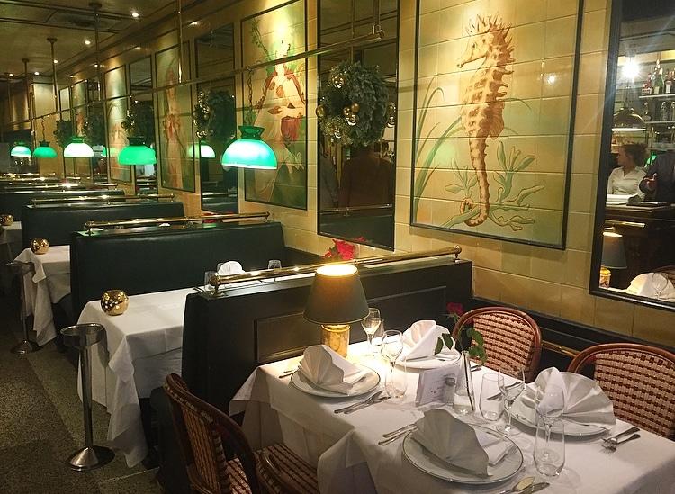 De culinaire gids van Luik L'Ecailler
