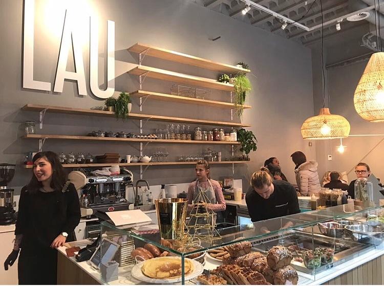 Lau restaurant Culi gids Luik Belgie