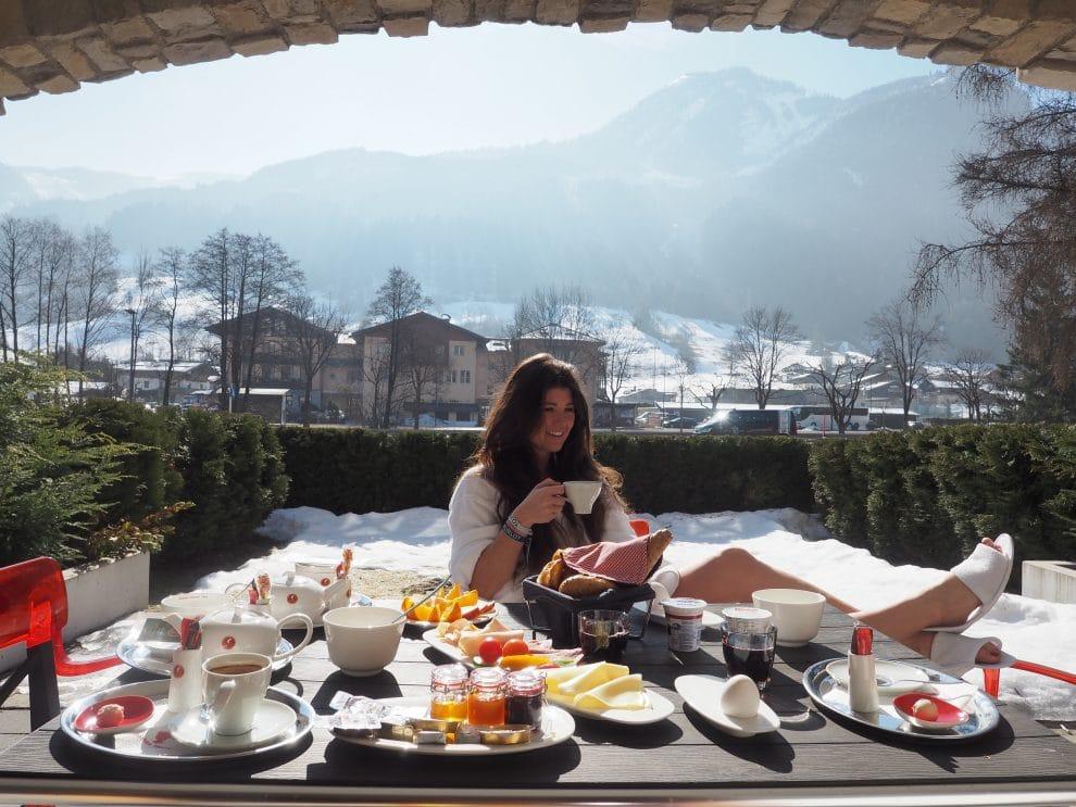 Slapen in Saalbach Hinterglemm Avenida Mountain Lodge Alpine Rentals Kaprun