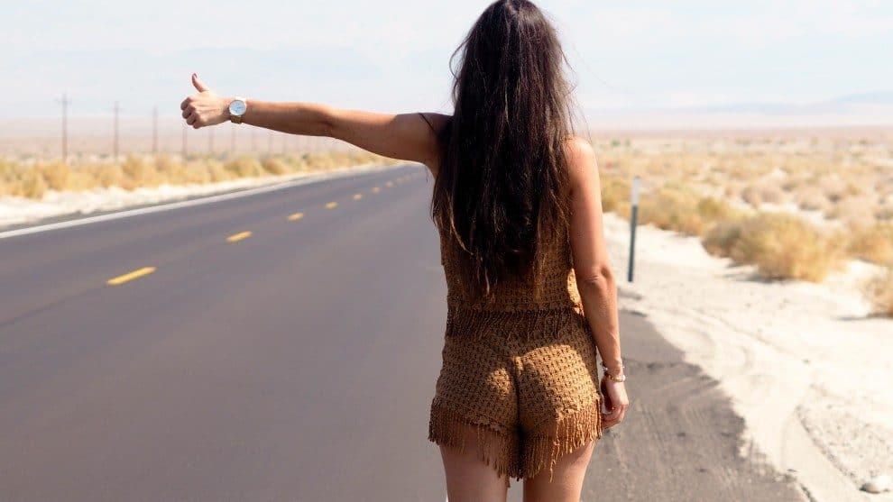 Reizen Death Valley