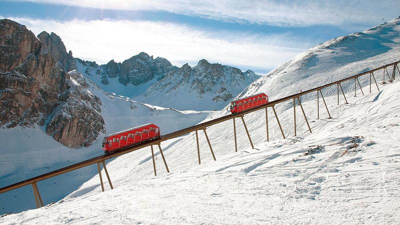 Mooiste skigebieden rondom Innsbruck Axamer Litzum - weekendje innsbruck