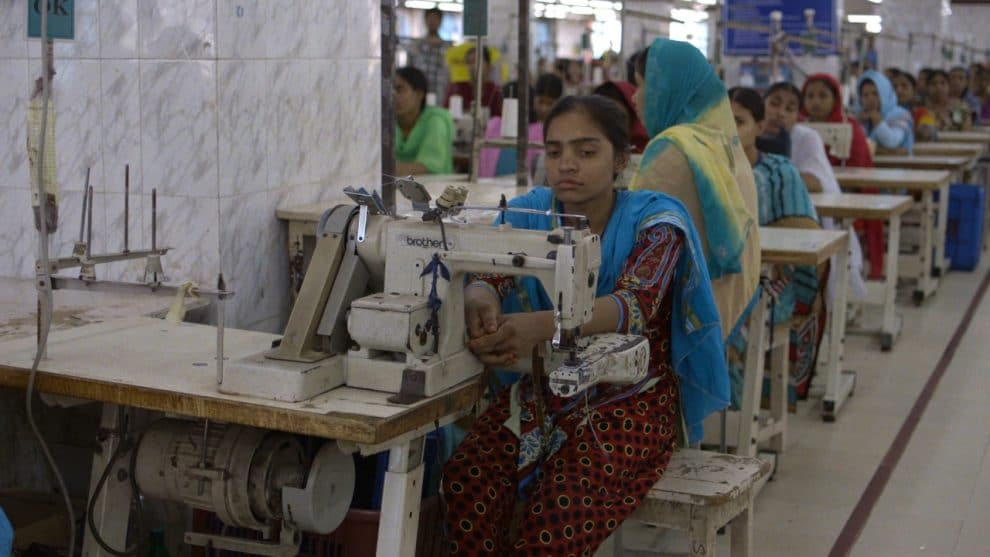 The True Cost India kleding