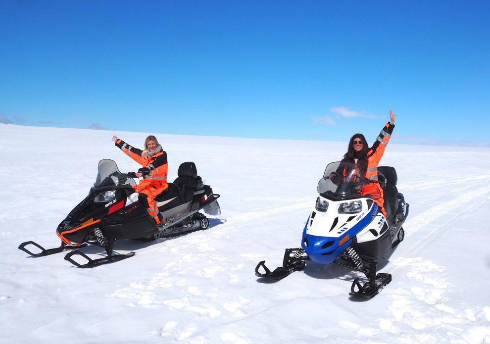 IJsland Reizen Chloe Sterk