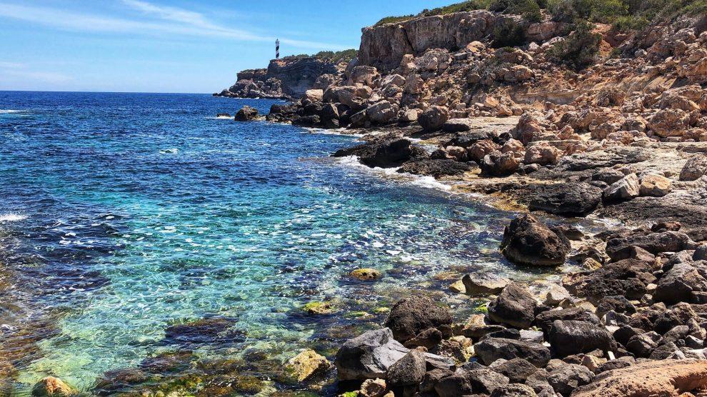 vakantie op Ibiza stranden van Ibiza noord ibiza boutique hotel Los Enamorados Portinax Chloe Sterk