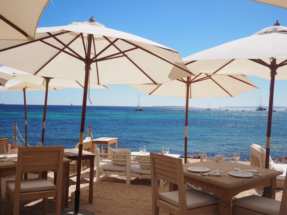 Es Cavallet, La Escollera . lunchen op Ibiza vakantie op Ibiza tips