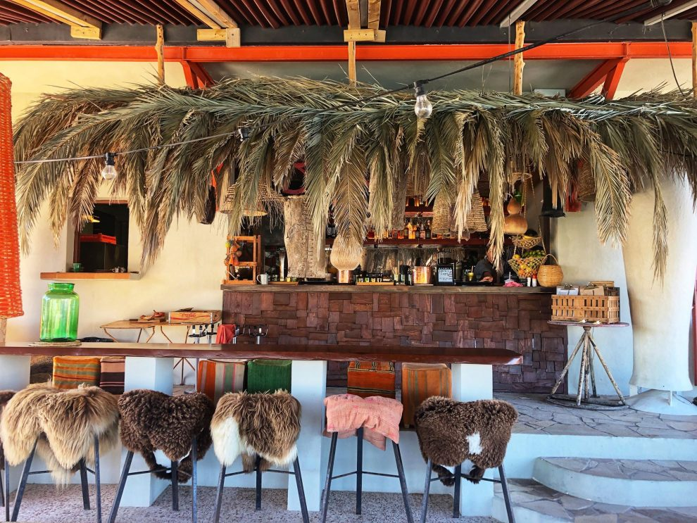 vakantie op Ibiza stranden van Ibiza noord ibiza boutique hotel Los Enamorados
