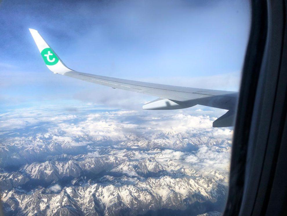 Vliegtips om een vlucht te halen Eindhoven Airport Chloe Sterk Sabrina Beek