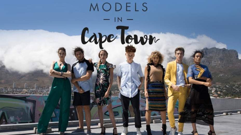 modellenwerk in Kaapstad Models in CapeTown