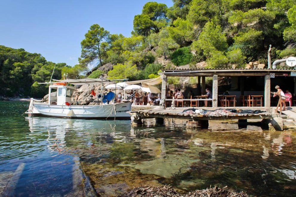 De meest onvindbare hotspot van Ibiza, Restaurant El Bigote