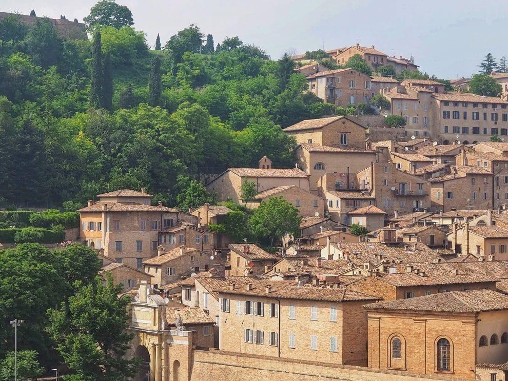 Wat te doen in regio De Marken Italie rondreis door Italie - Urbino