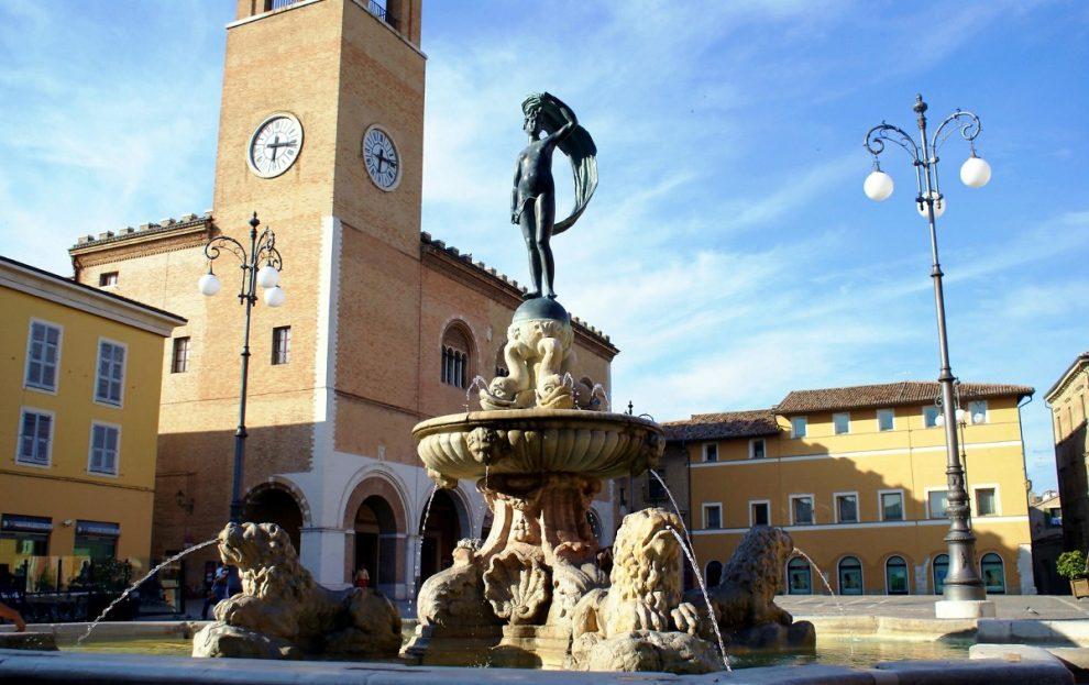 Wat te doen in regio De Marken Italie rondreis door Italie - Fano