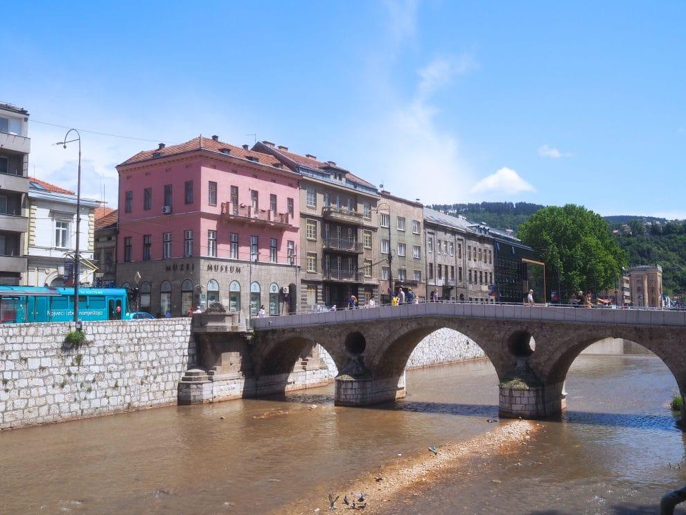 rondreis door Bosnie & Herzegovina Sarajevo