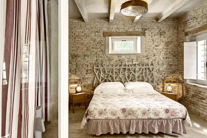 Mooiste hotel en vakantiehuizen in Fano Marche regio Italie Relais Villa Giulia