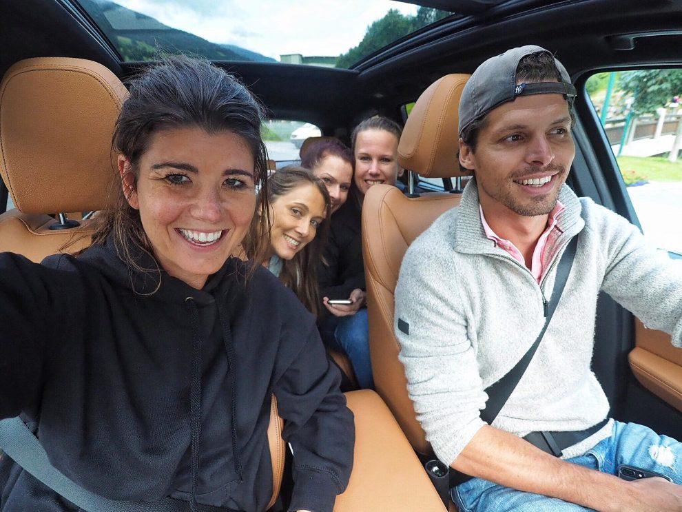 5 dagen Saalbach - Hinterglemm in de zomer Hecherhutte Tom Grond - Run with Dani - Eva Explora - FernWehvi