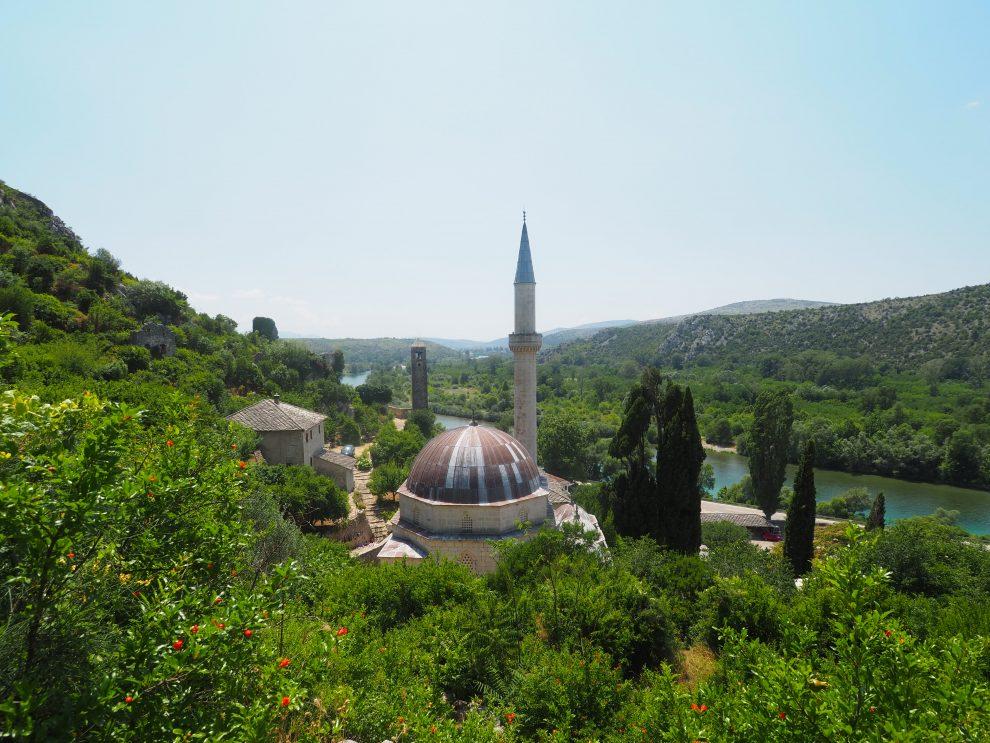 rondreis door Bosnie & Herzegovina Počitelj