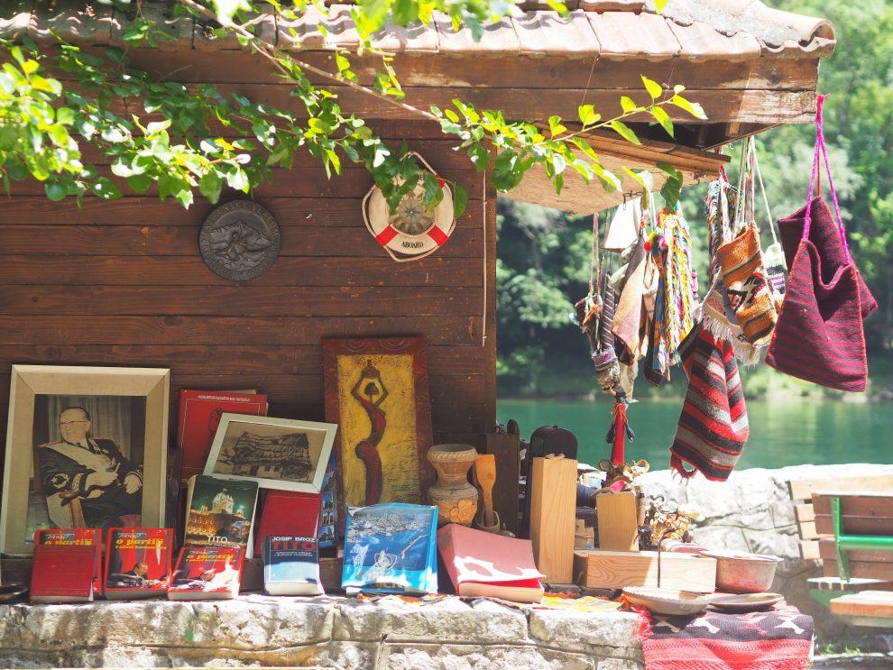 vakantie naar Macedonië Matka Kloof