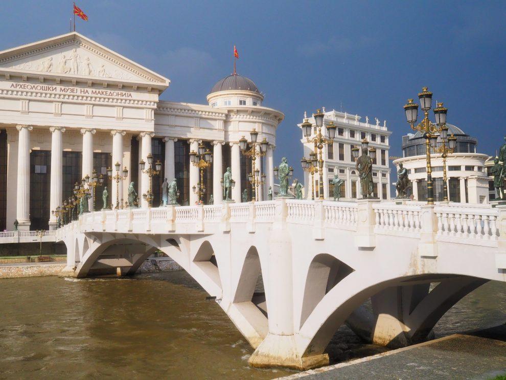 bezienswaardigheden naar Macedonië Skopje Vakantie in Macedonië Skopje
