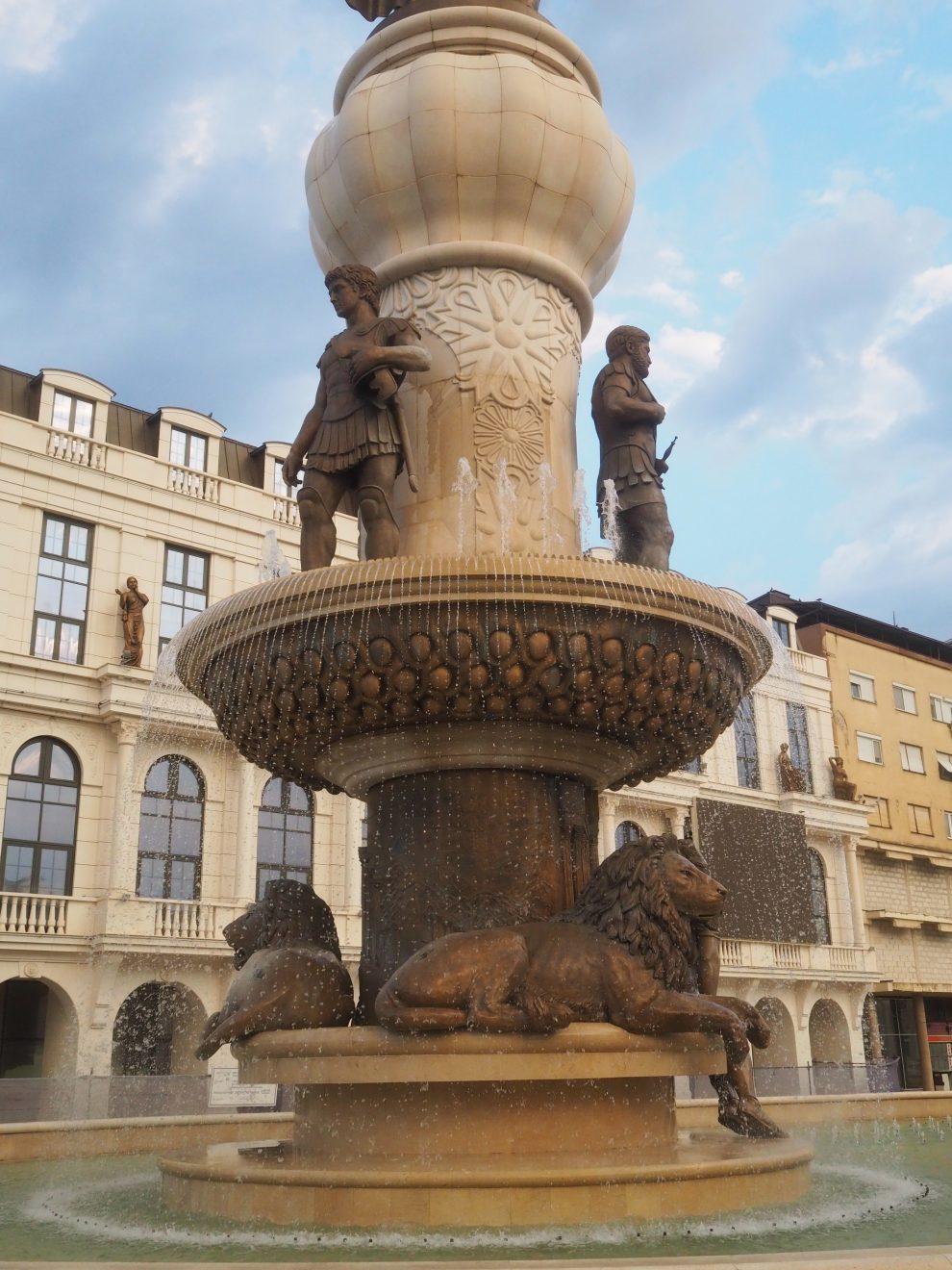 Vakantie naar Macedonië Skopje