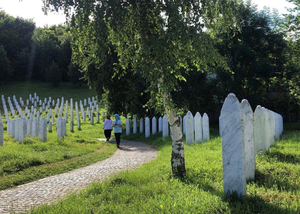 rondreis door Bosnie & Herzegovina Srebrenica