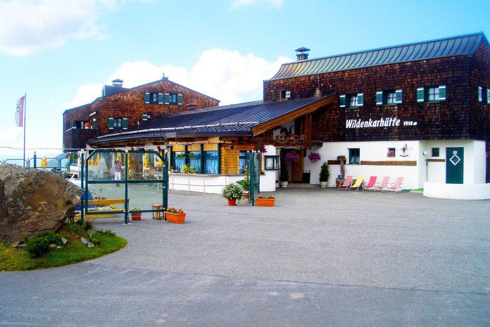 5 dagen Saalbach - Hinterglemm in de zomer Wilderkarhütte Vorderglemm5 dagen Saalbach - Hinterglemm in de zomer Wilderkarhütte Vorderglemm