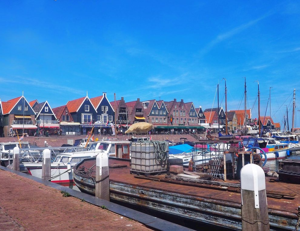 Dagje Volendam en Marken - Visafslag Volendam