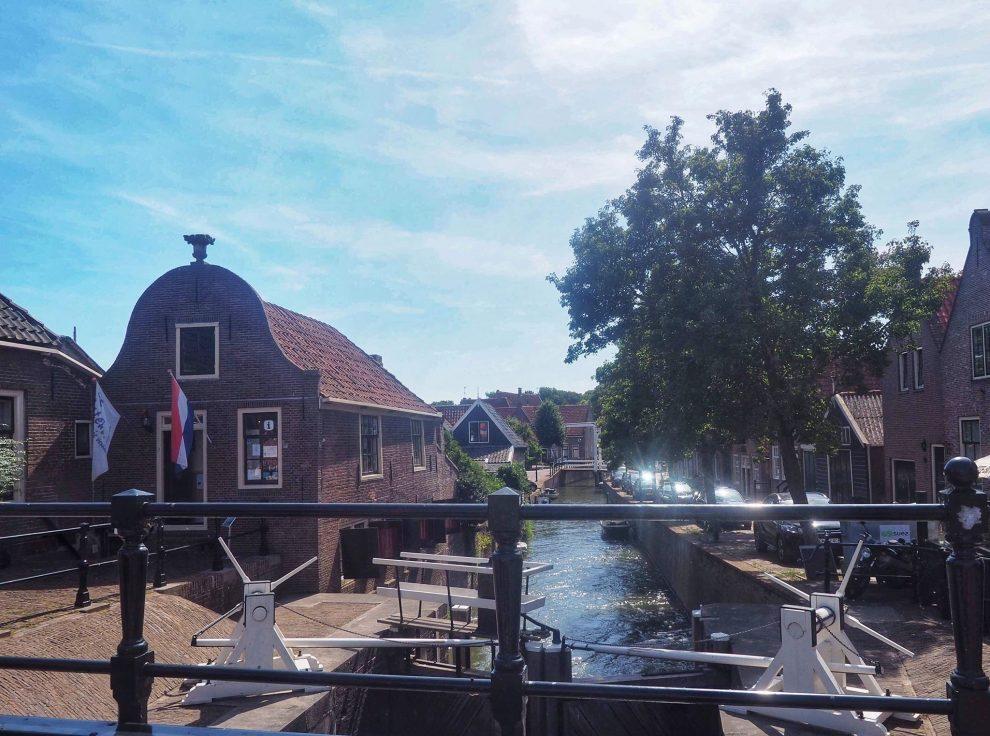 Dagje Volendam en Marken - Monnickendam