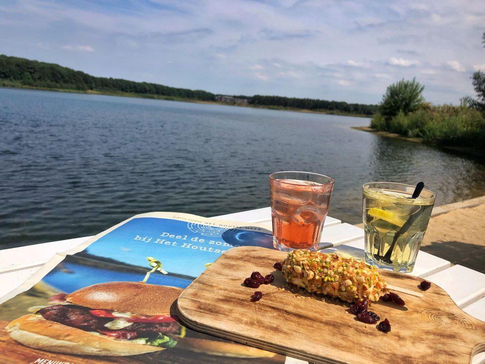 Een dag naar de Biesbosch - Lekker eten en drinken rondom de Biesbosch Paviljoen het Houtse Meer
