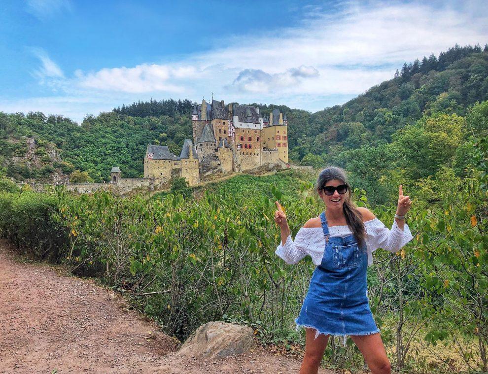 Een bezoek aan Burg Eltz wierschem