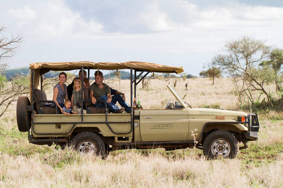 SELMA KAMM-MELAI Makasa Tanzania Safaris Daily Nonsense
