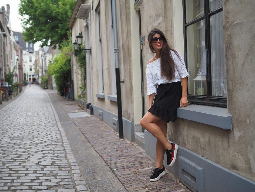 Chloe Sterk mode kledingtrendsSportshowroom.nl.