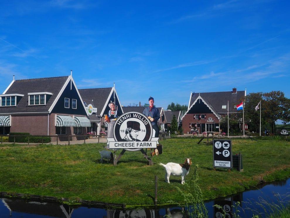Dagje Volendam en Marken - Cheese Farm Katwoude