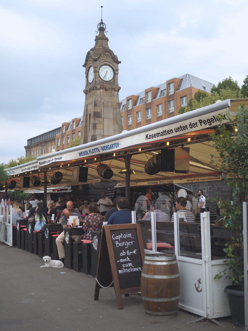 Weekend citytrip naar Düsseldorf restaurants eten en drinken