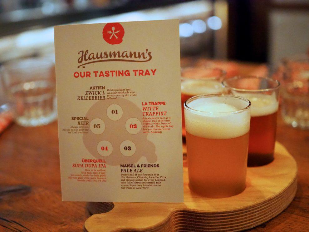 Weekend citytrip naar Düsseldorf bier proeven Hausmann's Altstadt