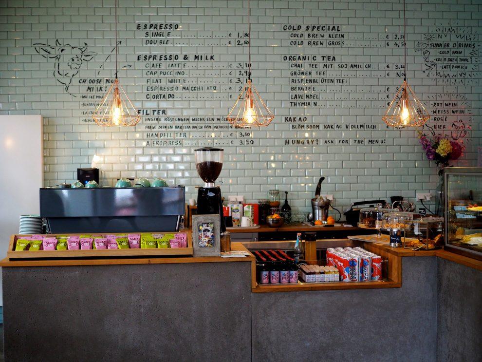 Weekend citytrip naar Düsseldorf de leukste koffietentjes Lina's Coffehouse