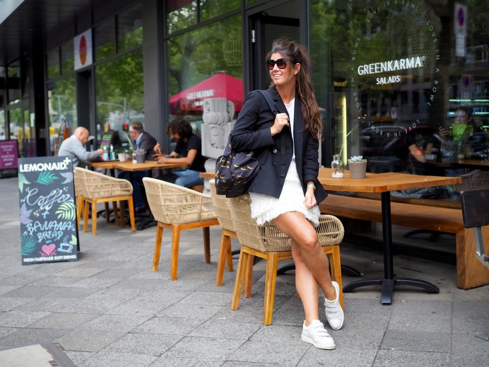 Weekend citytrip naar Düsseldorf gezond lunchen GreenKarma salads