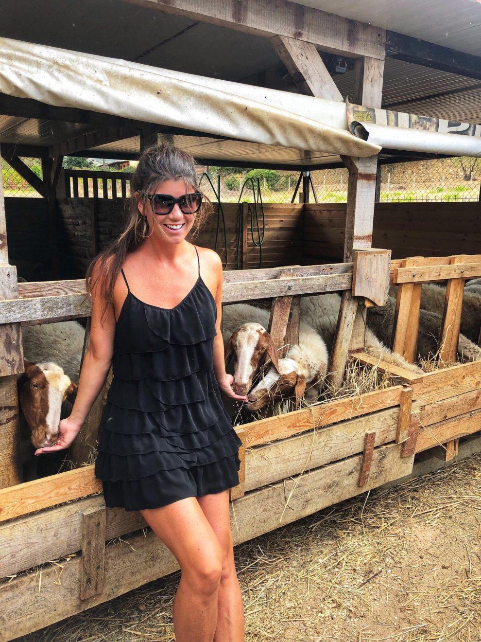 vakantie op Elba - dingen doen op Elba - schapenkaas eten bij Regali Rurali